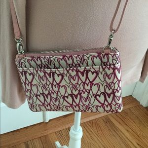 Brighton Power of Pink Heart / Love Pouch